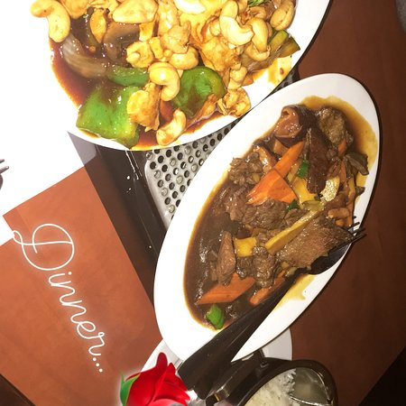 Jestetten, Tyskland: Restaurant Venus