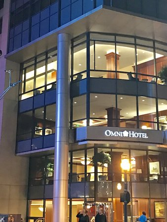 Omni Atlanta Hotel at CNN Center: North Tower