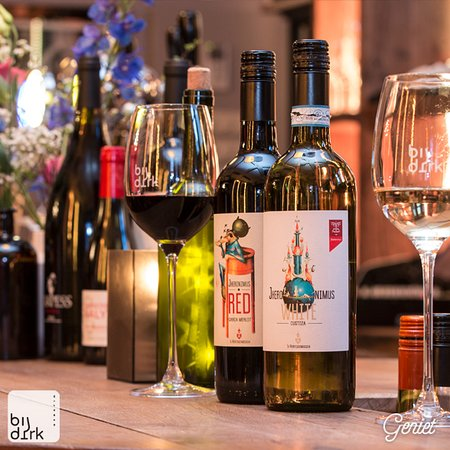 Wijnbar Bij Dirk