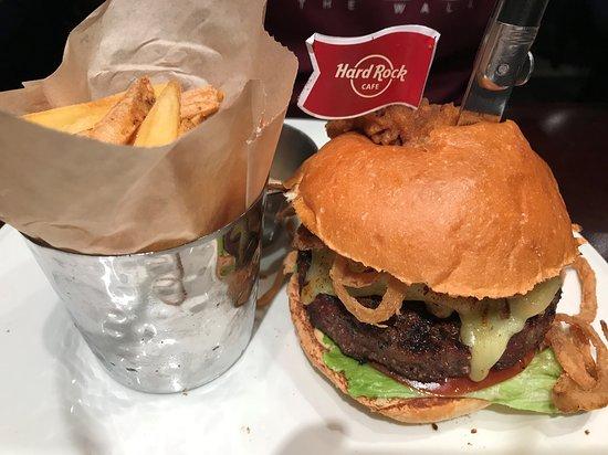 Original Legendary Burger £16,95