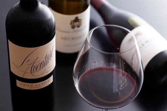 レストラン ワイン イメージ