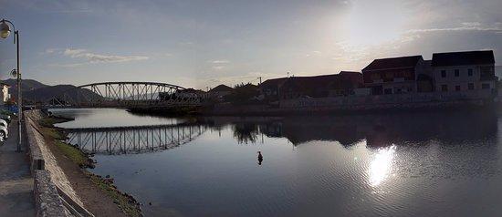 Sunrise in Opuzen (October 2018)