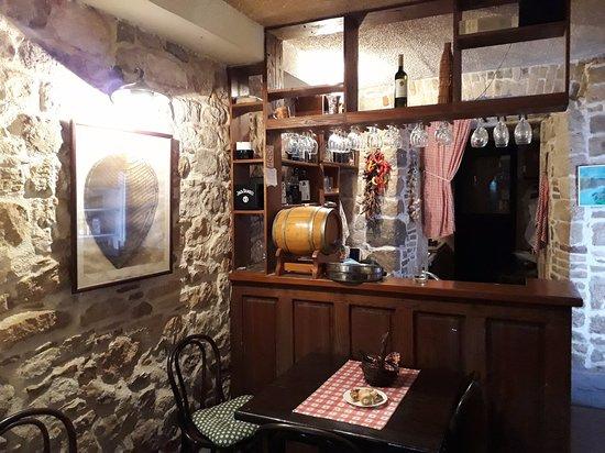 Opuzen, Croatia: After delicious dinner u Konoba Pod Maslinom