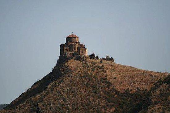 Monasterio de la Cruz. Siglo VII