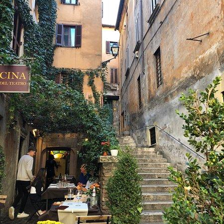Interno Foto Di Cucina Del Teatro Roma Tripadvisor