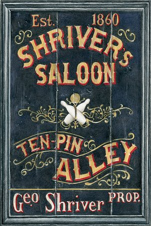 Shriver's Saloon & Ten-Pin Alley