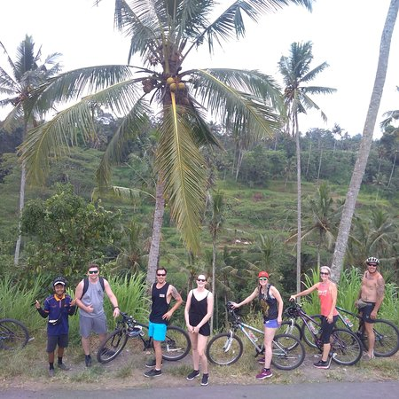 Awesome Bali Cycling