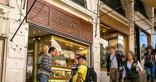Gioielleria Eredi Jovon古董珠宝店