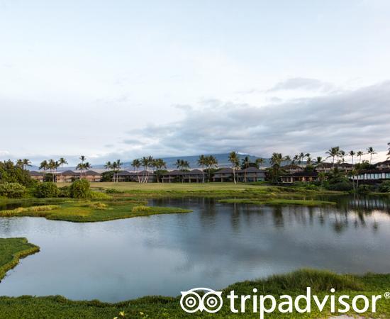 Grounds at the Four Seasons Resort Hualalai