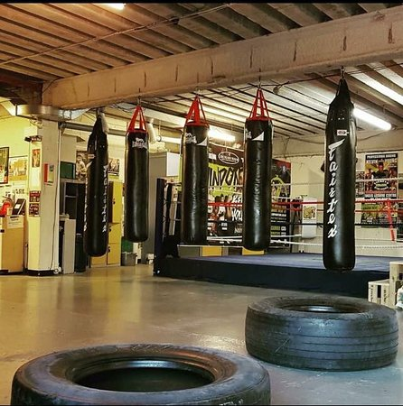 Scrappers Boxing Gym and Community Fitness Centre