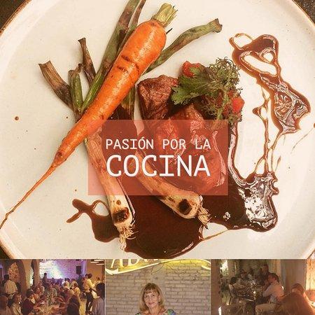 Nuestra pasión por la cocina y la construcción de experiencias gastronómicas, hacen que nuestros