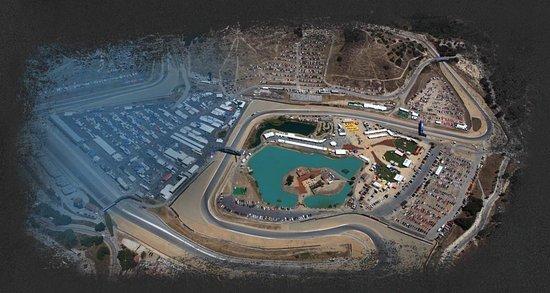 Salinas, CA: WeatherTech Raceway Laguna Seca