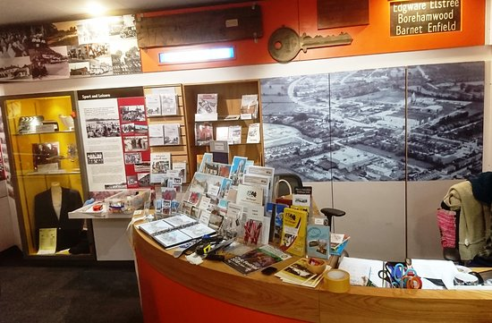 Elstree and Borehamwood Museum