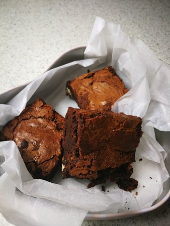 Lessingham, UK: Marianne's brownies