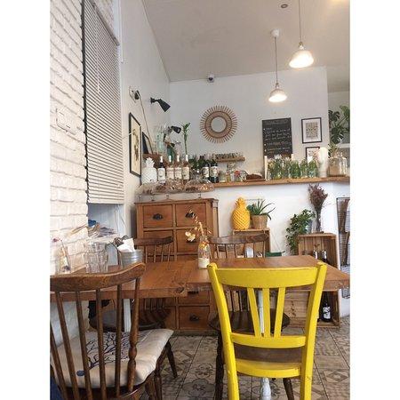 kitchen garden bordeaux restaurant avis num ro de t l phone photos tripadvisor. Black Bedroom Furniture Sets. Home Design Ideas