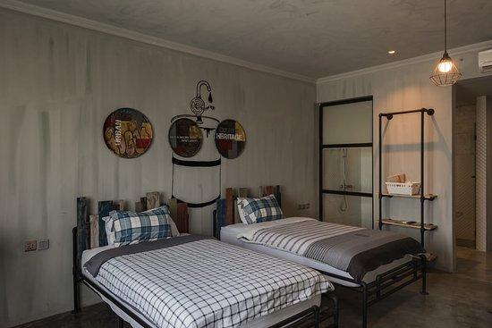 the Amartya Jogjakarta Hotel: Bedroom
