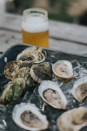 Glidden Point Oyster Farms: BYOB and pair oysters with your favorite cold one!