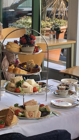 Whitminster, UK: Afternoon Tea