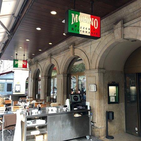 Pizzeria Ristorante Molino, Molard Genève: photo0.jpg