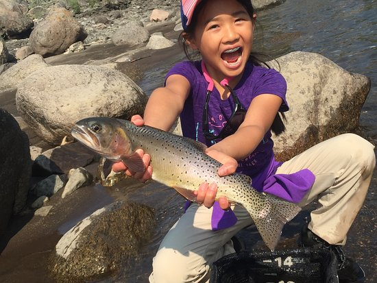 Yellowstone River Outfitters: wow!