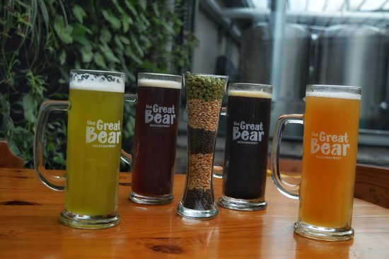 The Great Bear: beers