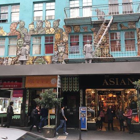Chinatown Alleys