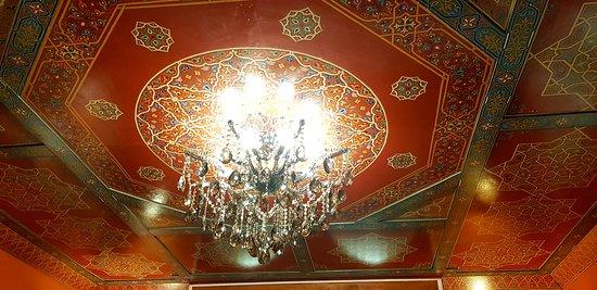 Le Quesnoy, Francja: les plafonds joliment ornés