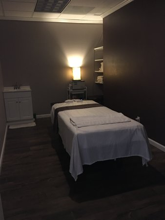 San Clemente, Californien: Clean and cozy Massage room