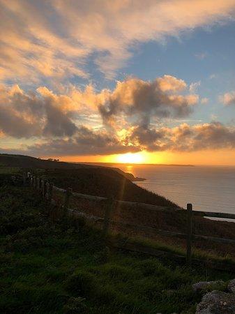 Nefyn, UK: Beautiful sunsets.