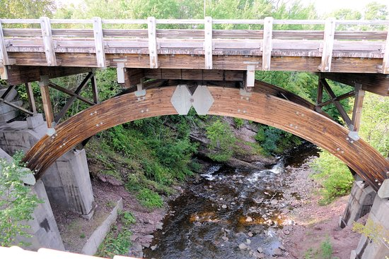 Eagle River Historic Bridge