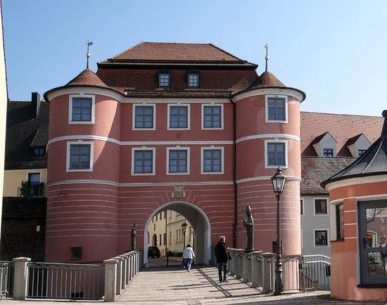 Haus der Stadtgeschichte im Rieder Tor