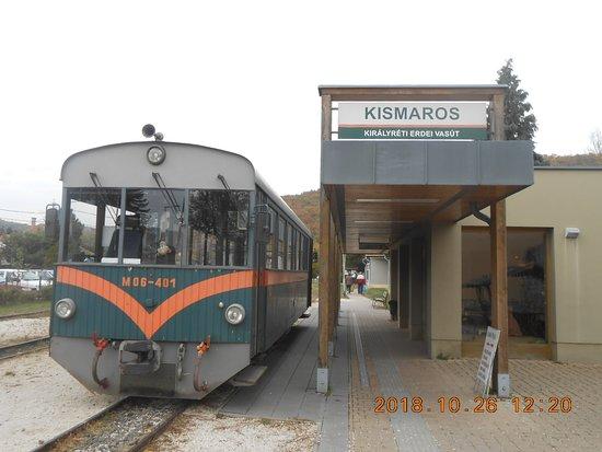 Kismaros, Magyarország: Állomás I.