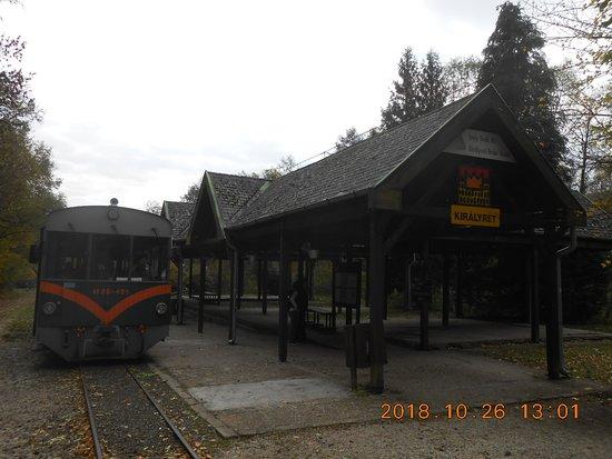 Kismaros, Magyarország: Állomás II.