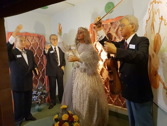 Byblos Wax Museum