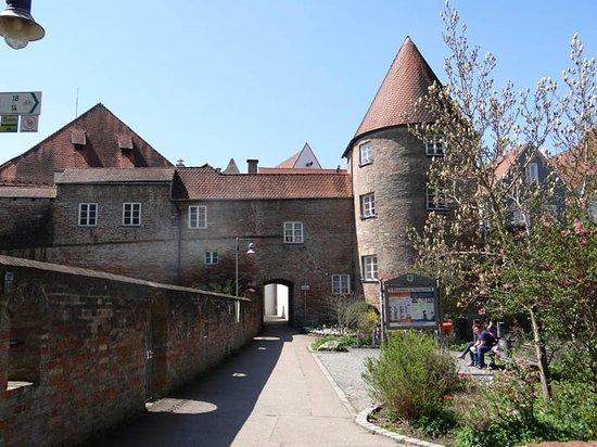 "Donauworth, Γερμανία: ""Ochsentor"" (east gate)"