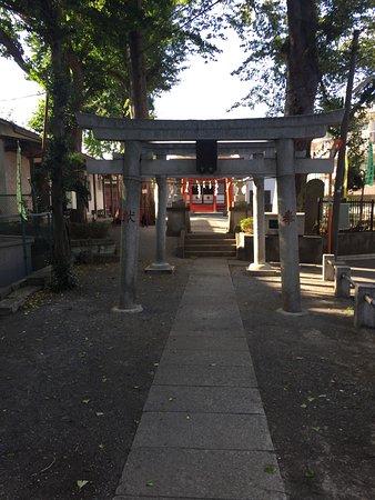 Shinozukainari Shrine