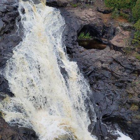 Cross River Falls - Schroeder, MN