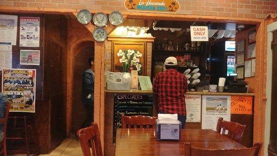 La Hacienda Mexican Grill Southampton