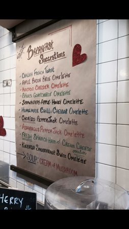 Succasunna, NJ: Amazing specialty omelette selections