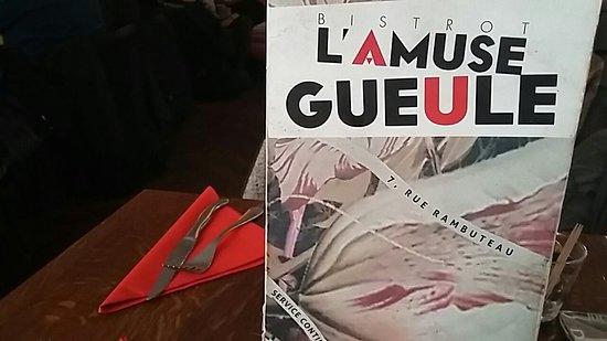 L'Amuse Gueule Image