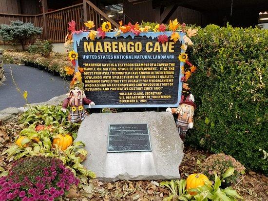 Marengo Cave: 20181025_141100_large.jpg