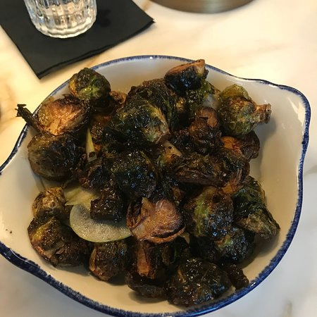 Thank God we ordered the Brussels.