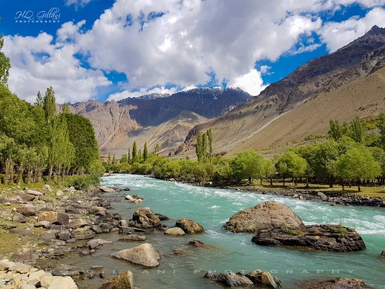 Gilgit River, Phander Valley