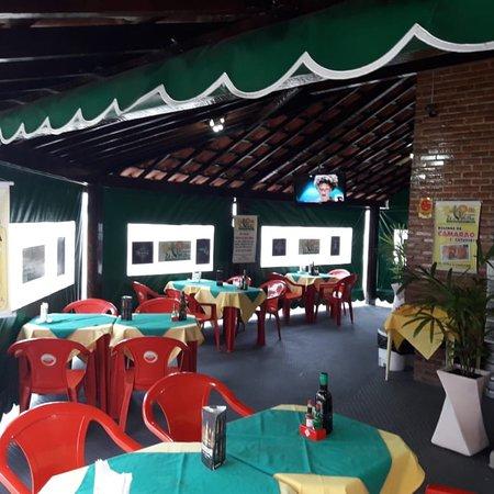 Itacuruca, RJ: Restaurante Ze do Milho