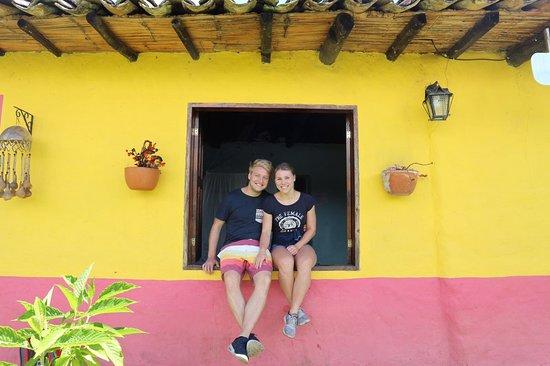 Foto de The Lake Hotel, El Peñol: FAMILIA FELIZ
