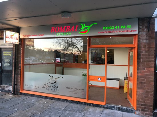 Great Wyrley, UK: Authentic Indian takeaway