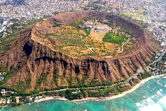 Aventura na cratera de Diamond Head