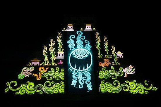 Chichen Itza Light & Sound show plus...