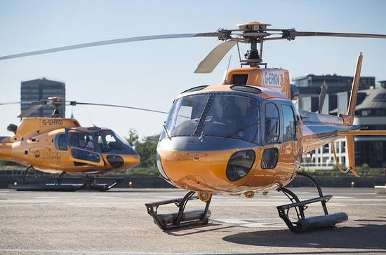Central London Helicopter Flight- Shared flight