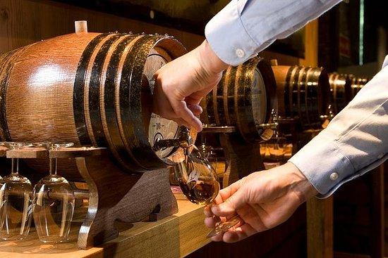 Visite du Highland Whisky Woodland et...